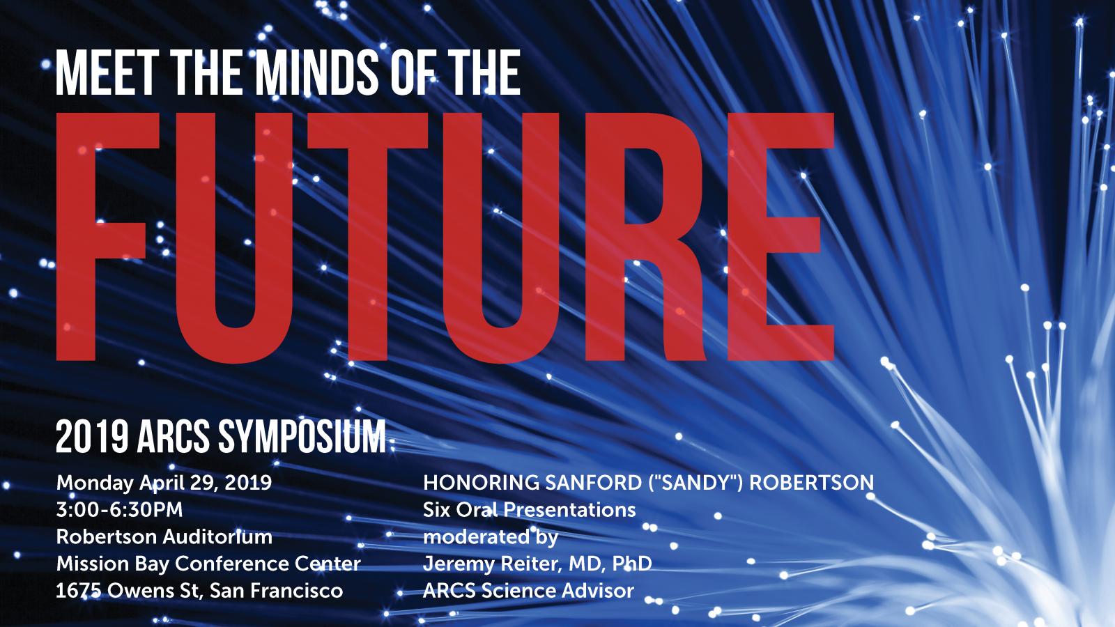 Arcs Symposium 2019