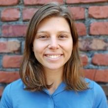 ARCS Scholar Jessica Gaines UCSF