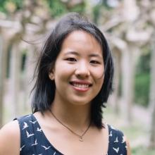 ARCS Scholar Alison Ke UC Davis