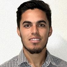 ARCS Scholar Luis Perez SFSU