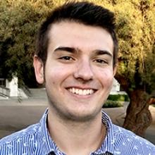 """Robert """"RJ"""" Tombari ARCS Foundation UC Davis"""