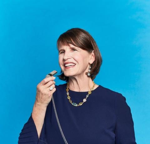 President Christine Simpson Brent